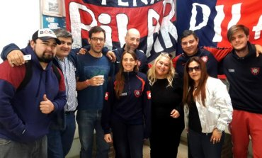 Los Cuervos de Pilar y una jornada solidaria de donación de sangre