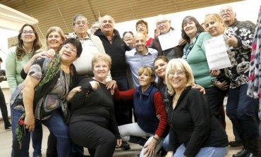 En el Día del Abuelo, el intendente anunció apoyo económico para los centros de jubilados