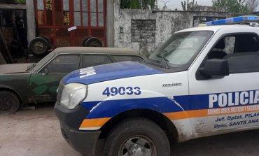 Objetivo desarmaderos clandestinos: clausuran casi 50 talleres mecánicos