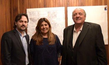 José Molina presentó su plan de seguridad