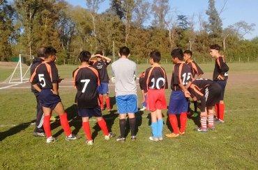 Volvió el sol y volvió la Liga Municipal de Fútbol