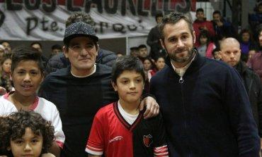 """Achával apuntó contra Molina: """"Hay dirigentes a los que les debería dar vergüenza pedir votos en Derqui"""""""