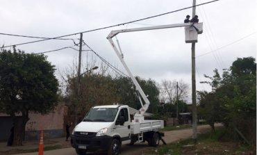 Siguen instalando alarmas vecinales en los barrios
