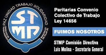 Sindicato Municipales - Banner