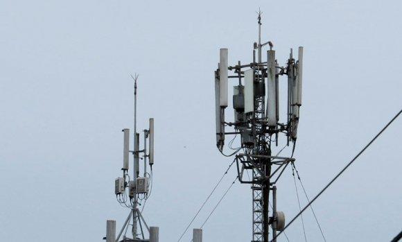 Recuperan casi 60 baterías de antenas robadas a la empresa Telecom