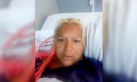 VIDEOS - Mujer trans denunció que no la quisieron atender en una sala de salud
