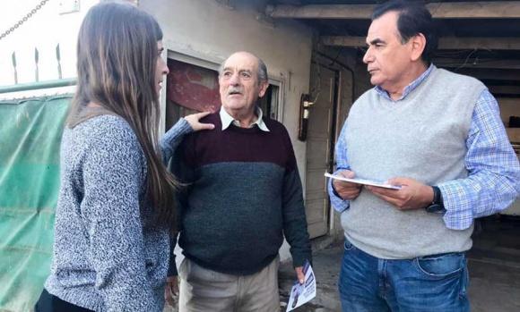 José Molina intensifica recorridas en los barrios con actividades y servicios a los vecinos