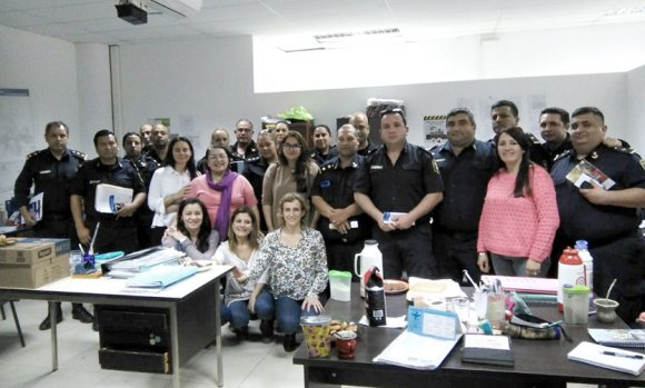 La Comuna y Comisarías articulan trabajos para actuar en casos de violencia de género