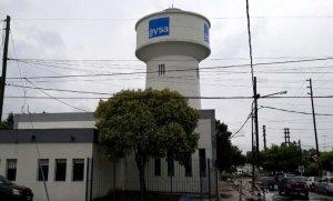 AySA informó tareas de mantenimiento en la red de agua