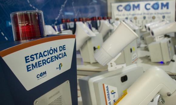 Con una inversión de más de 9 millones, la Comuna adquirió equipamiento para prevenir el delito