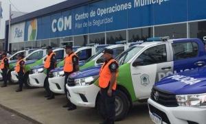 Se incorporaron 30 nuevos efectivos policiales a Pilar