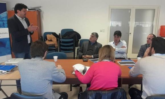El Secretario de Empleo de la Nación se reunió con empresarios pilarenses