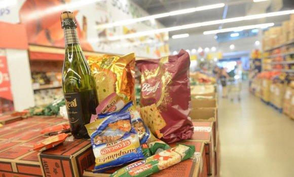 El costo de la Canasta Navideña subió un 41,44% en Pilar