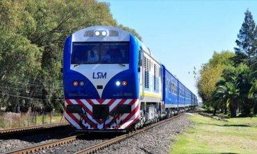Lanzan la licitación para electrificar el Ferrocarril San Martín