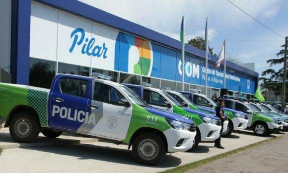 Pilar incorporará nuevas patrullas para la Policía