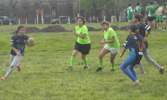 Nuevo año de trabajo para la Escuela de Iniciación de Rugby