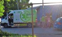 Hombre murió desangrado al herirlo el aspa del electroventilador de su camioneta