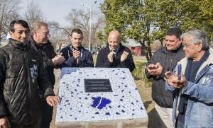 El Municipio homenajeó a Veteranos de Malvinas