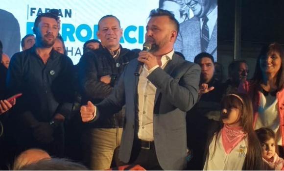 "Fabián Pitronaci homenajeó a Néstor Kirchner y aseguró: ""Vamos a ser gobierno en Pilar"""