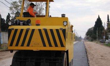 El Municipio gestiona un préstamo de hasta 600 millones de pesos para obras de asfalto