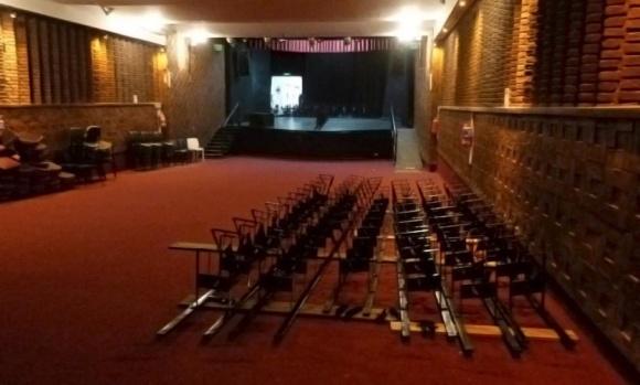 Realizarán obras para renovar el Teatro Lope de vega