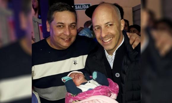 Diego Vivas definió apoyar la reelección del intendente Nicolás Ducoté