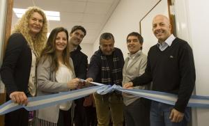 Inauguraron las obras de ampliación de un Centro de Salud en Del Viso