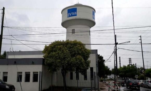 AySA hará trabajos de mantenimiento en la red de agua potable