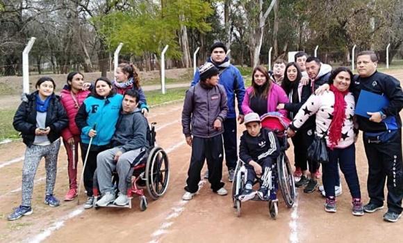Pilar tendrá 14 representantes de atletismo especial en la final de los Juegos Bonaerenses