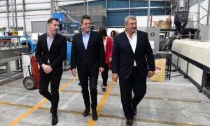 """En Pilar, Sergio Massa criticó las medidas de Macri: """"Este gobierno ya fracasó"""""""