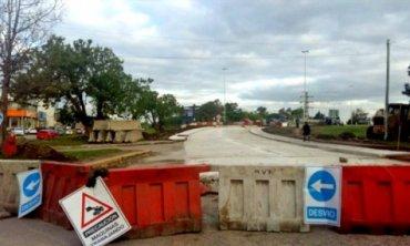 Habrá cortes y desvíos en la Panamericana hasta el jueves por obras en los puentes