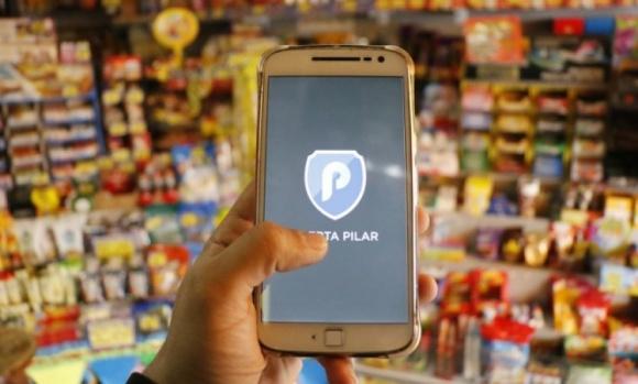 Una jubilada accionó la app Alerta Pilar y evitó que la asalten