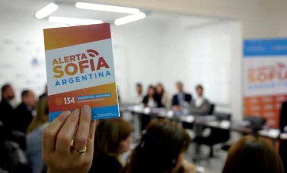 Nación lanzó Alerta Sofía, un nuevo sistema de búsqueda de menores desaparecidos