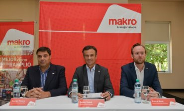 Confirman que la semana que viene abrirá sus puertas el Mayorista Makro
