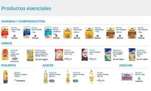 La lista completa de los productos que tendrán precios congelados por 6 meses