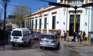 El Municipio avanzará en un plan para reorganizar el tránsito en el centro de Pilar