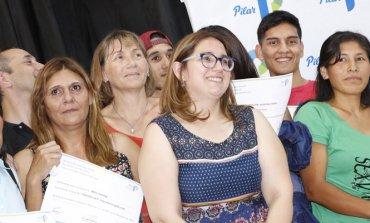 Se entregaron más 2 mil diplomas a alumnos de las Escuelas Municipales