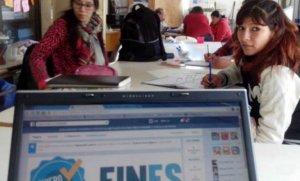 Lanzan la inscripción del plan FINES para los que deben materias