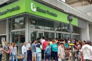 Confirman un nuevo paro bancario por 48 horas