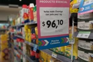 En el primer semestre del año, la inflación en Pilar alcanzó el 20,37%