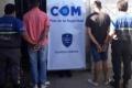 Detienen a dos delincuentes que intentaban cometer una entradera: estaban armados