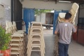 Mobiliario para las escuelas: El Municipio entregó sillas y mesas a siete instituciones