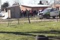 Vecinos piden que se desaloje una masiva toma de terrenos en Agustoni